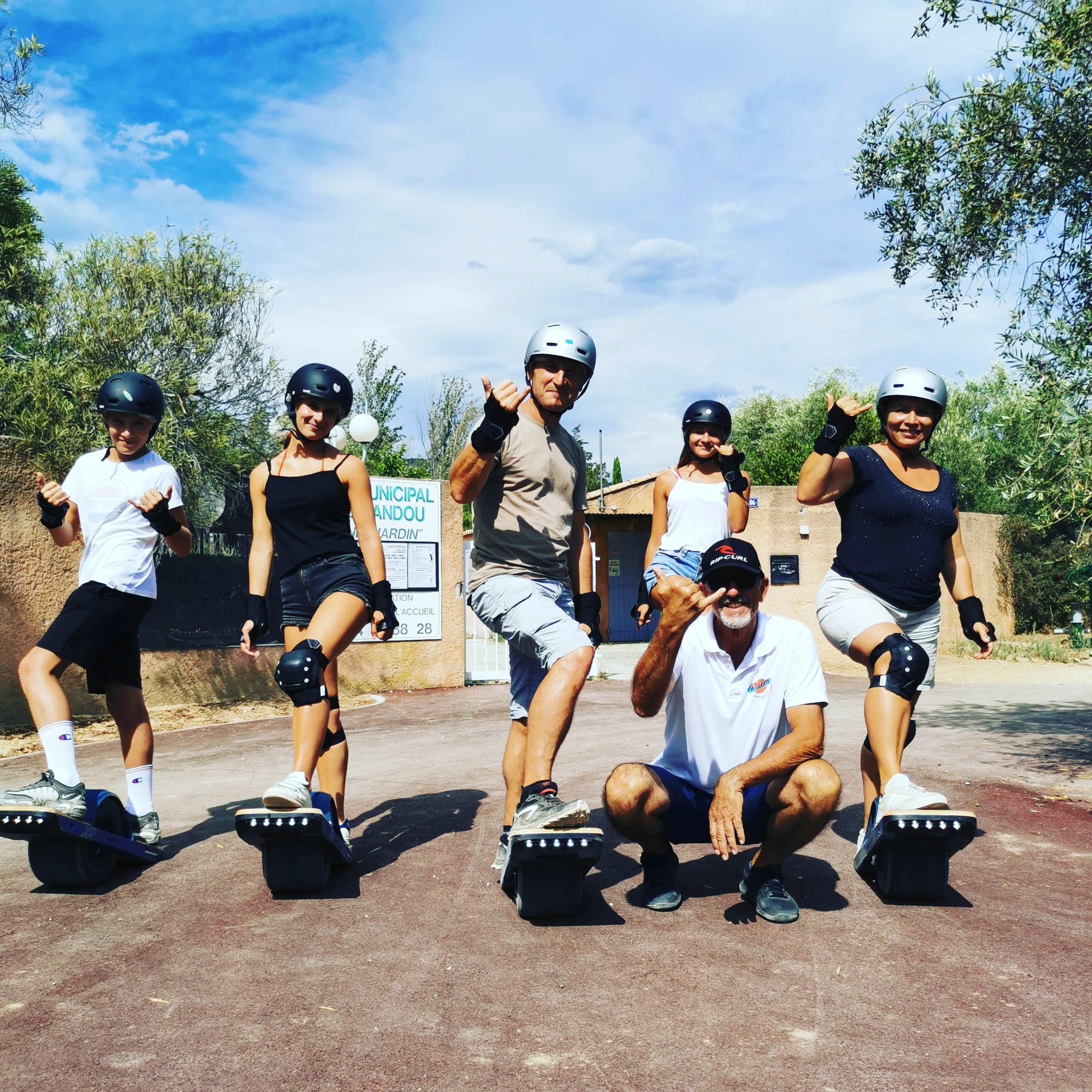 Fun Riders - Skates électriques